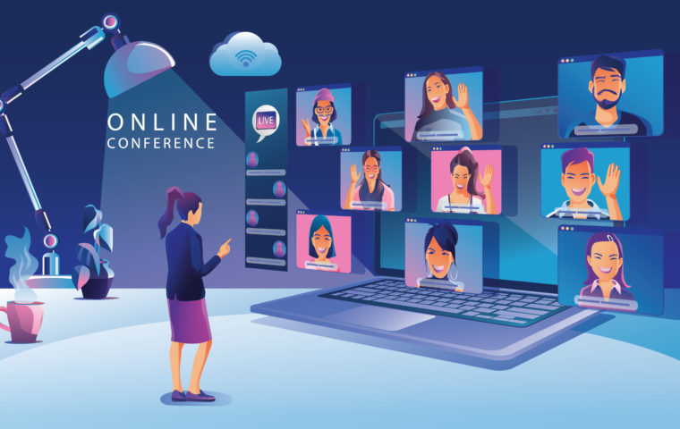 Hybrid Events Virtual Conferences